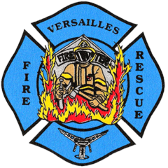 Versailles Fire Rescue logo