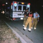 Truck Accident 2007